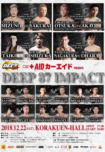 DEEP 87 Impact