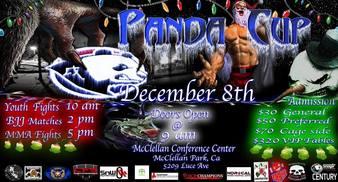Panda Cup 6