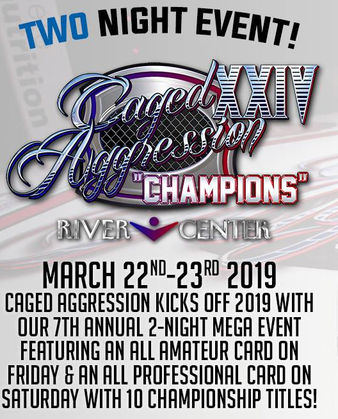 Caged Aggression 24
