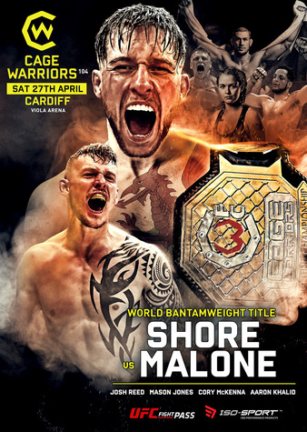 Cage Warriors 104