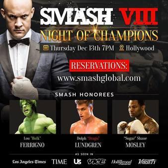 SMASH Global 8