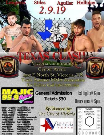Texas Clash Bash 13