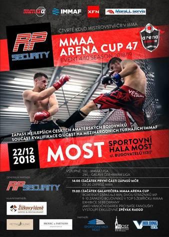 MMAA Aréna Cup 47
