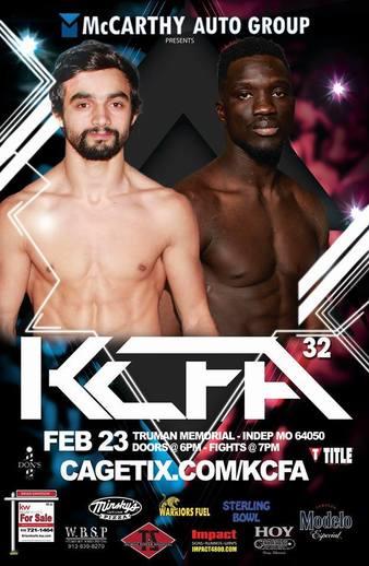 KC Fighting Alliance 32