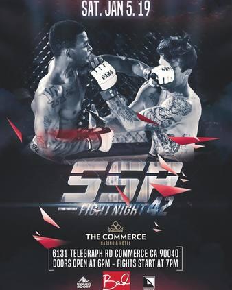 SSP Fight Night 42
