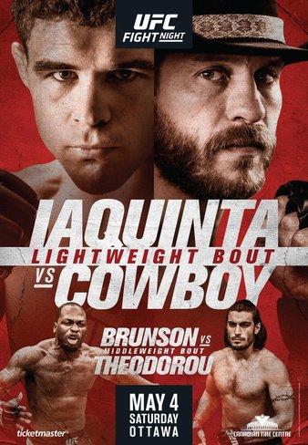UFC on ESPN+ 8