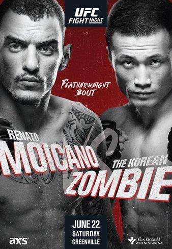 UFC on ESPN+ 12