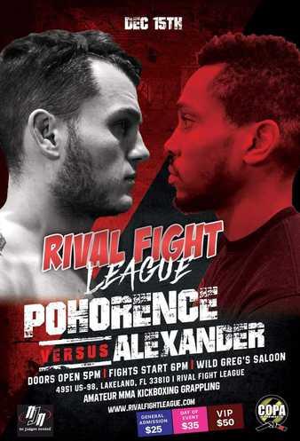Rival Fight League 17