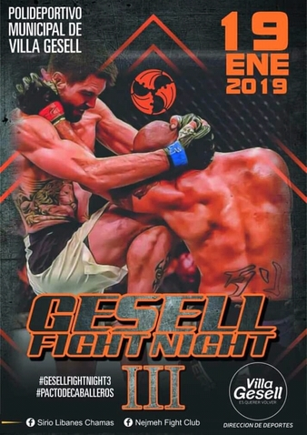 Gesell Fight Night 3