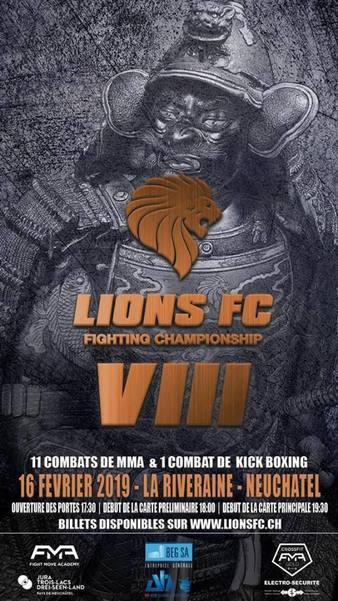 Lions FC 8