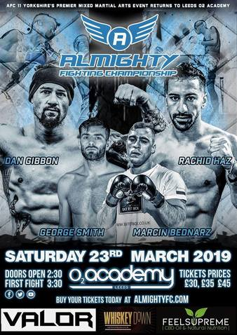 Almighty Fighting Championship 11
