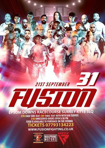 Fusion FC 31