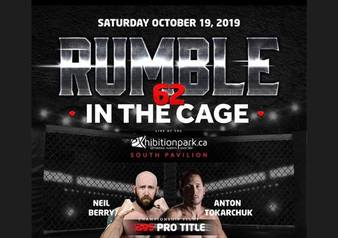 Rumble in the Cage 62