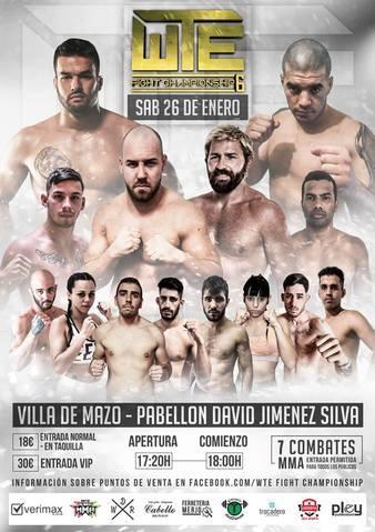 WTE Fight Championship 6