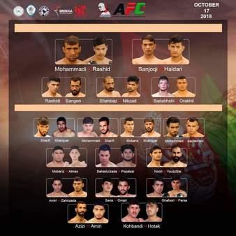 Afghanistan FC 7