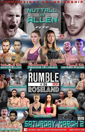 Rumble at the Roseland 101