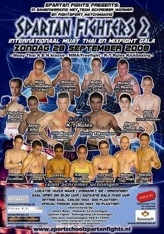 Kickbox.nl matchmaking