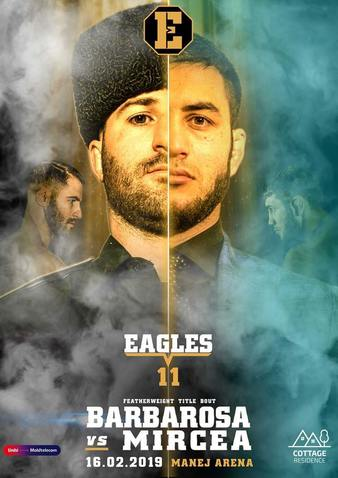 Eagles Fighting Championship 11
