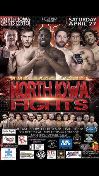 North Iowa Fights