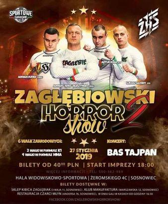Zagłębiowski Horror Show 2