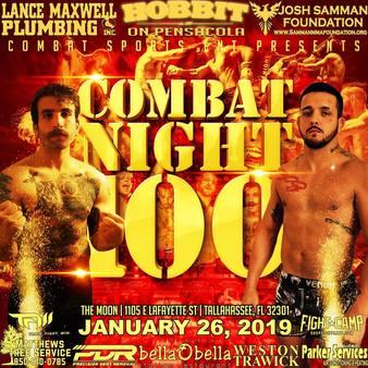 Combat Night 100