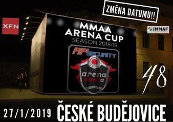 RP Security MMAA Aréna Cup 48