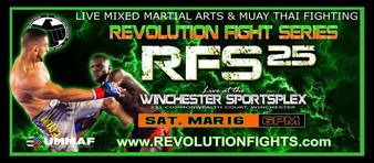Revolution Fight Series 25