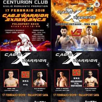 Cage Warrior Italy 10
