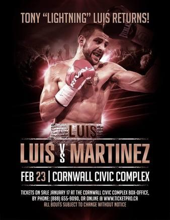 Luis vs. Martinez