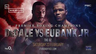 DeGale vs. Eubank Jr.
