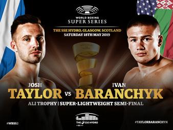Baranchyk vs. Taylor