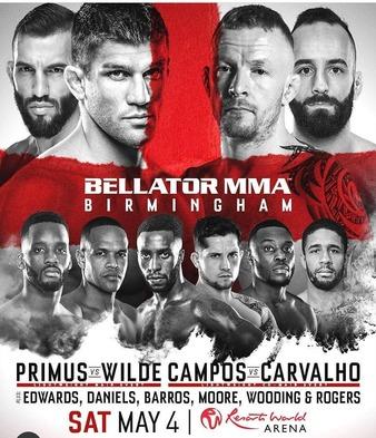 Bellator Birmingham