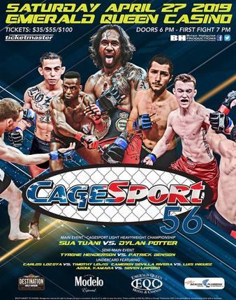 CageSport 56