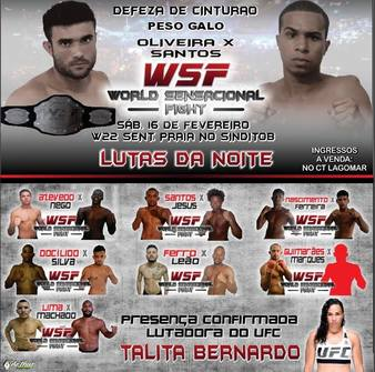 WSF MMA
