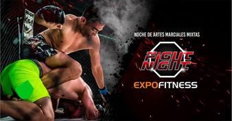 ExpoFitness Fight Night 3