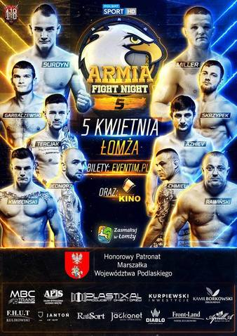 Armia Fight Night 5