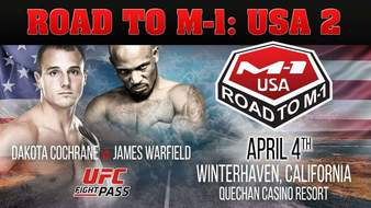 Road to M-1 USA 2