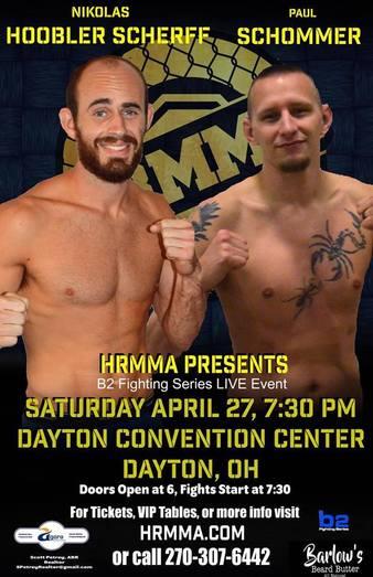 HR MMA 107