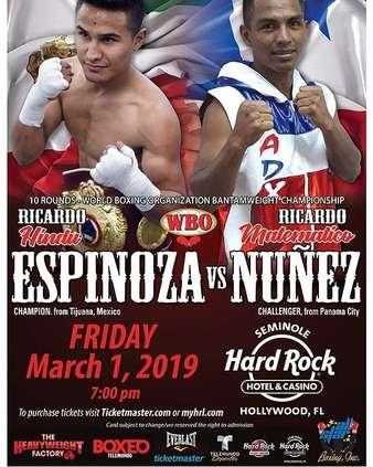 Espinoza vs. Nunez