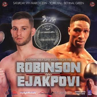 Robinson vs. Ejakpovi