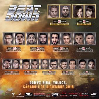 Beat Down MMA 4