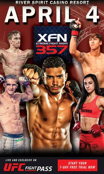Xtreme Fight Night 357