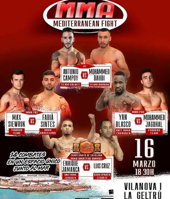 Mediterranean MMA Fight