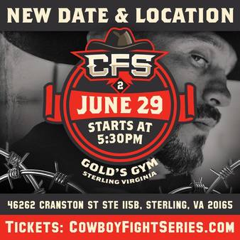 Cowboy Fight Series 2