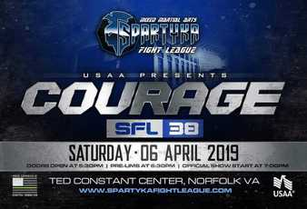 Spartyka Fight League 38