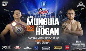 Munguia vs. Hogan