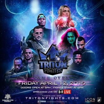 Triton Fights 12