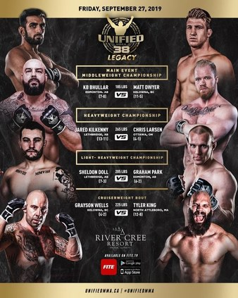 Unified MMA 38