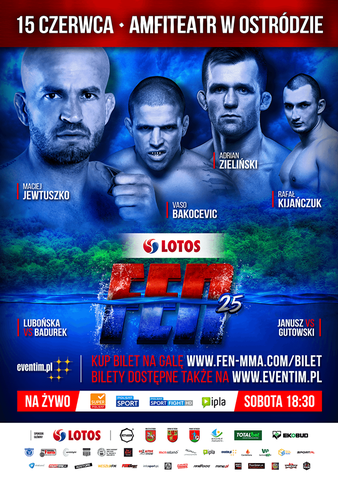 Fight Exclusive Night 25