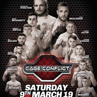 Cage Conflict 1